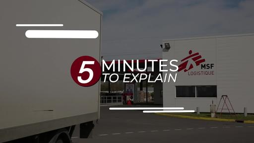 5 minutes to explain - how MSF responds to emergency situations (ENG)