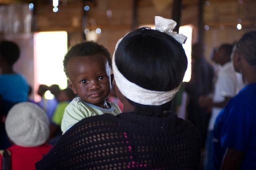 Swaziland - Born HIV-free