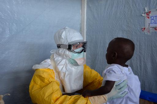 MSF has been treating patients in West Africa for Ebola since the outbreak started in March 2014.