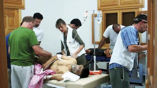 Syria - Two months of surgical interventions