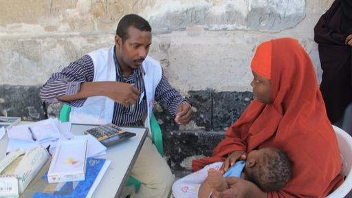 Somalia - Malnutrition treatment for IDPs