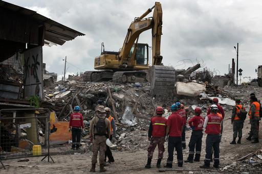 Ecuador Earthquake: MSF Response Teams