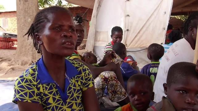 B Roll MP4 / Mobile Clinics in CAR