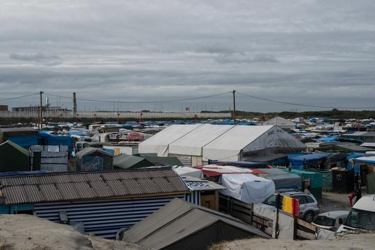 Situation in Calais