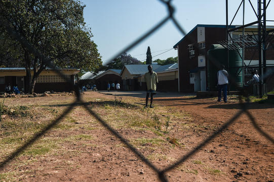Harare Central Hospital Psychiatric Unit