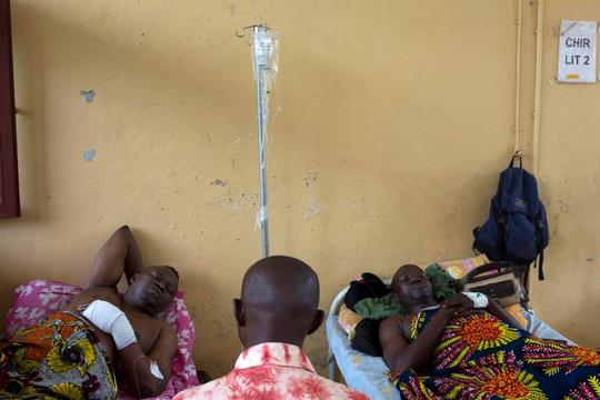 new wave of violence in Bangui