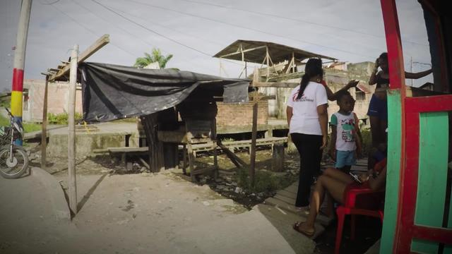 Mental health in Tumaco: Elva Gonzalez (INT)
