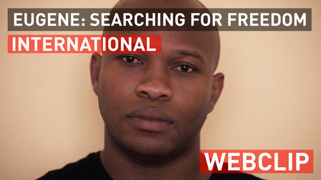 Eugene: Searching for freedom | Webclip | International