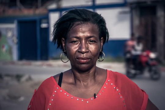 Mental health in Tumaco: Elva Gonzalez