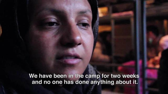 Testimony of Arfa (30)  from Afghanistan - Serbia | English