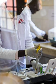 HIV department of Arua Regional hospital