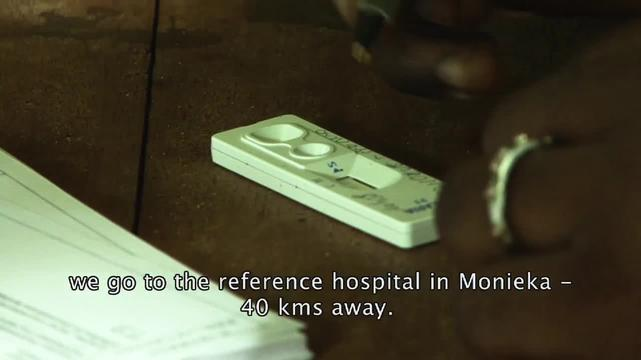 Surge in Patients with Malaria in DRC