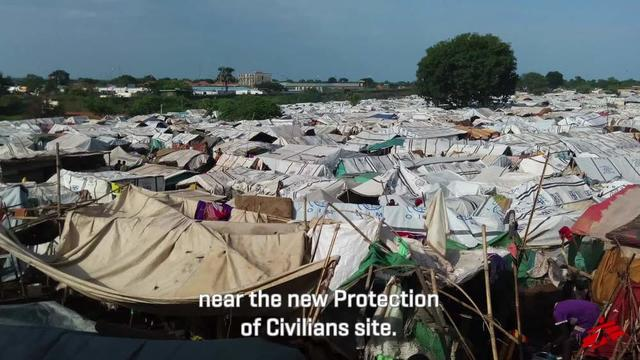 Chasing the Needs in South Sudan