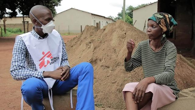 WEBCLIP: Swaziland - Sign language for TB patients (FR)