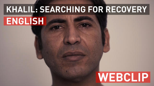 Khalil: Searching for recovery | Webclip | English