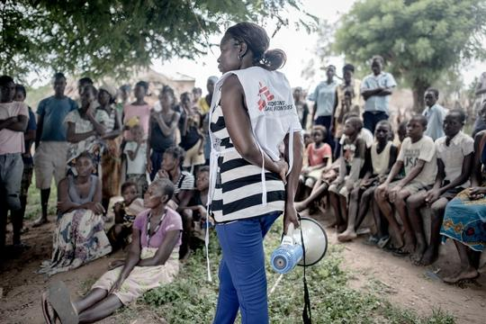 Floods aftermath: cholera emergency in Mozambique