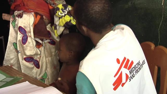 Mali: Providing heathcare in conflict