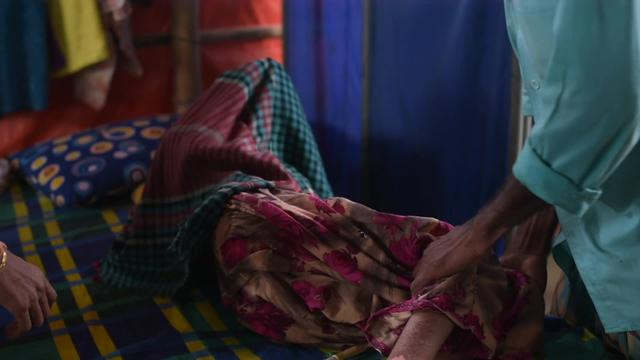 Webclip FR Rohingya Emergency - Kutupalong Clinic