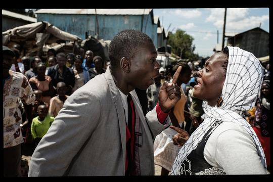 Gender Based Violence in Nairobi