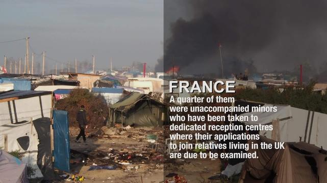 WEBCLIP: France – Unaccompanied minors left in the lurch (ENG)