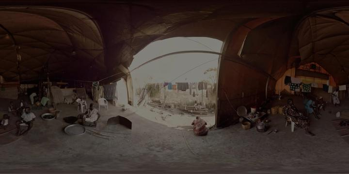 INTRO: Trapped in South Sudan Video 360 (INT)