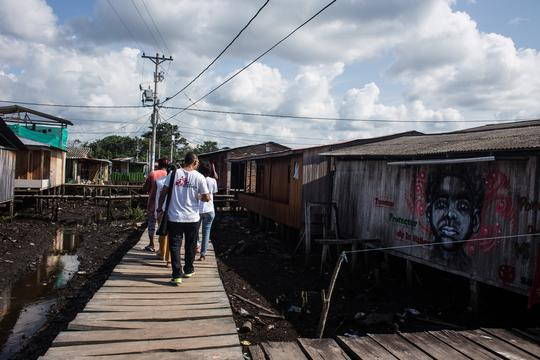 MSF assists survivors of violence in Colombia