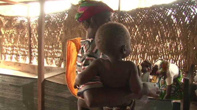 Mali – Reducing Infant Mortality