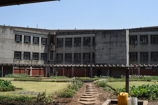 Chikurubi Maximum Security Prison Harare