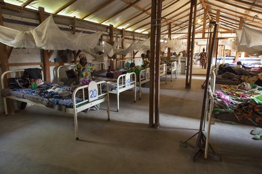 DRC, Gety - Primary and secondary health care for local and displaced population