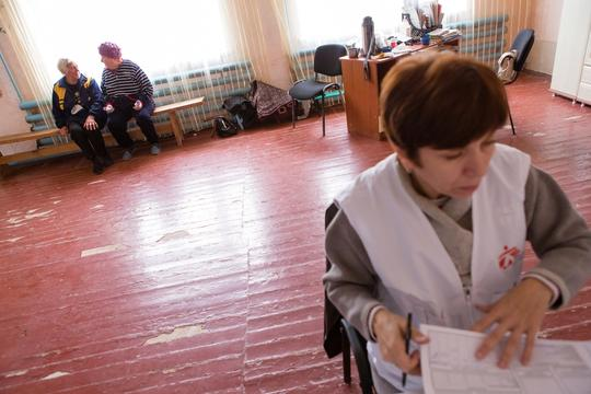 Medical and mental health in Ukraine