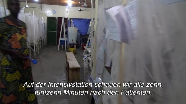 WEBCLIP NIGER - Magaria Pediatric Hospital - GERMAN