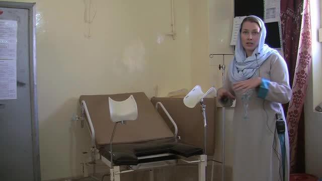 Stand and deliver - Pakistan midwife video