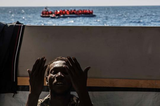 MSF Rescues at Sea