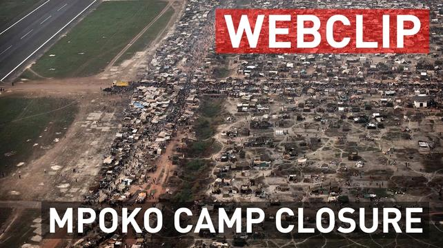 Mpoko Camp Closure | French