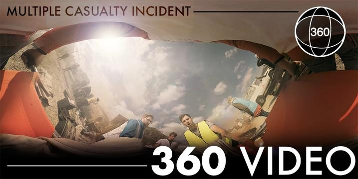 Multiple Casualty Incident | 360 | French