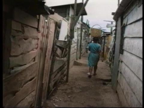 VIDEO: El Mezquital, life in a shanty town (FR)