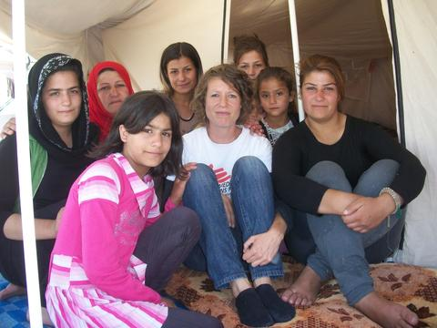 Iraq - Mental health care for Syrian refugees