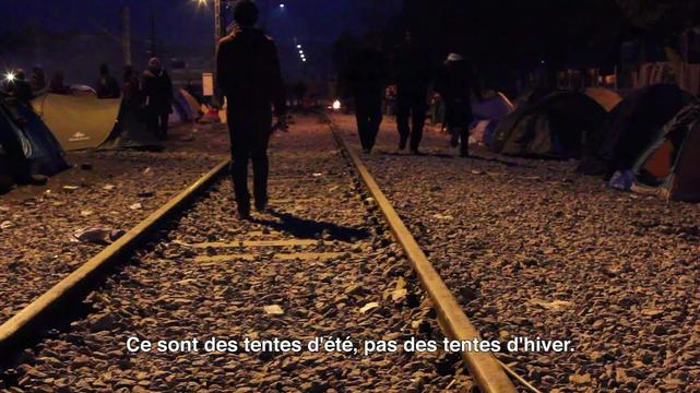 Testimony of Hussain Shuhaib (27) from Syria - Greece | French