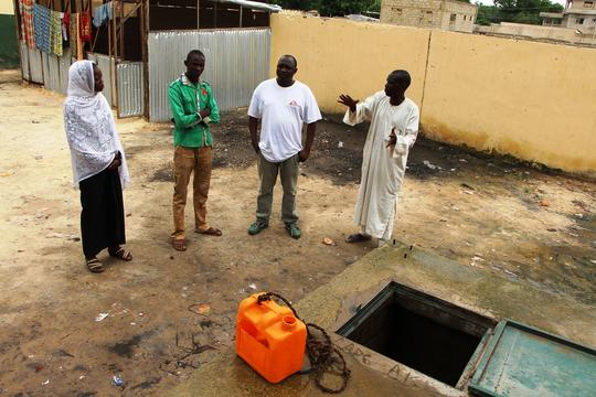 Cholera in Maiduguri
