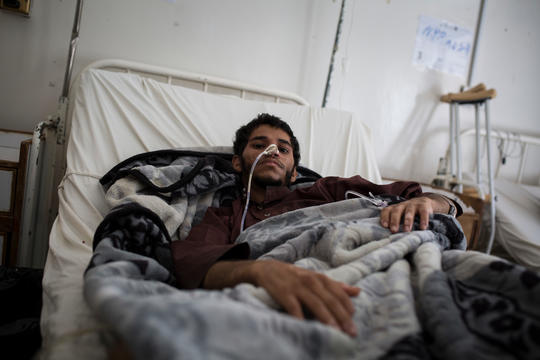 OpED on Yemen - David Noguera, President of MSF Spain