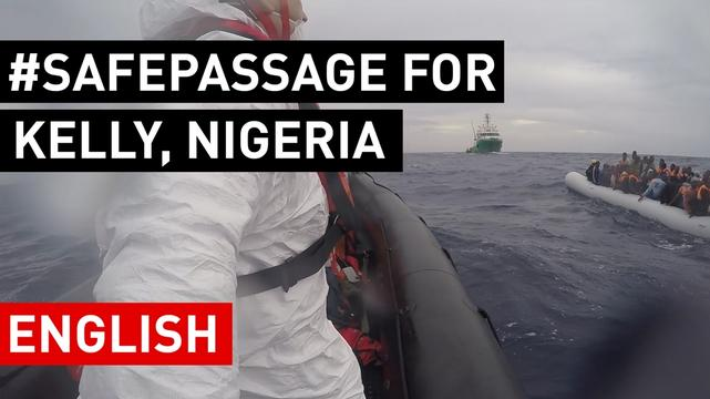 STORY | #SAFEPASSAGE for Kelly, Nigeria