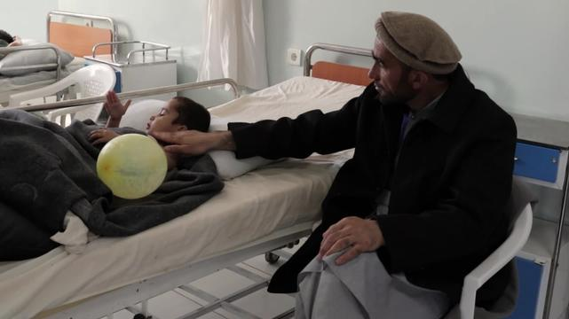 #1Patient1Story -Tamim Wakil, Afghanistan INT