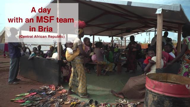 FILM TRAILER: Alongside and MSF team in Bria, CAR (ENG)