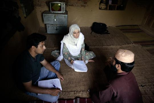 Mental Healthcare in Kashmir, India