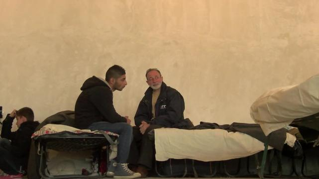 Syrian refugees face appalling conditions in Bulgaria