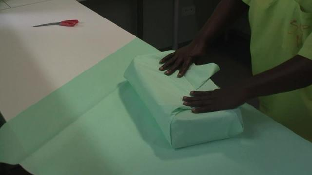 VIDEO: Sterilization for Health Care Facilities Part 6 Packaging (FR)