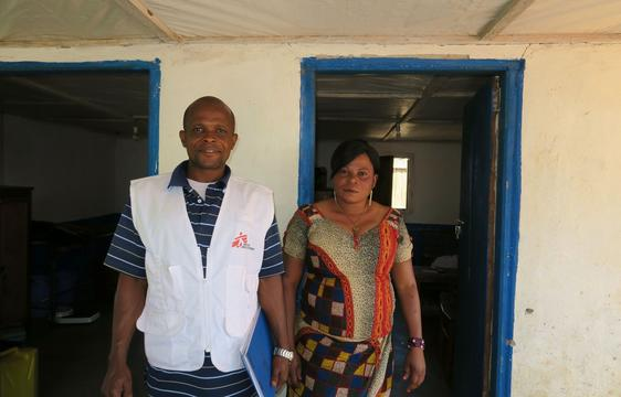 DRC, Gety - health centers
