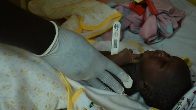 Kenya: Mrima maternity in Likoni - INTER