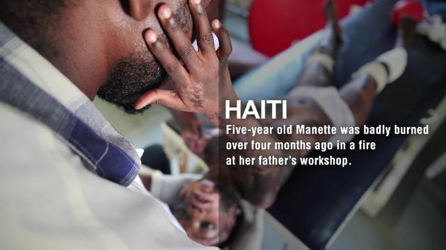 Haiti – A long healing process (ENG)