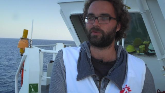 MSF staff testimony aboard the Argos after rescue at sea EN